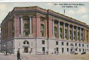 California Los Angeles New Post Office &  Federal Bldz