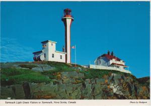 Nova Scotia   Yarmouth   light house