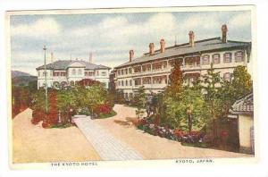 The Kyoto Hotel, Kyoto, Japan, 1910-30s