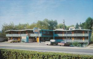 Canada Blue Stream Motel Vernon  British Columbia