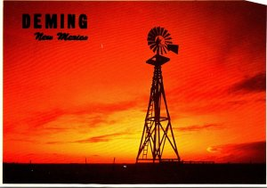 New Mexico Deming Beautiful Sunset