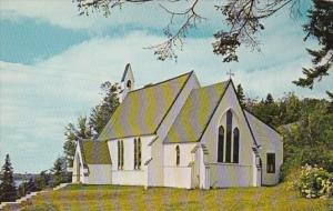Canada New Brunswick St Anne's Episcopal Church Welshpool Campobello Island