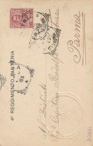 Military ; Italy , 1900-10s : 4 Reggimento Fanteria
