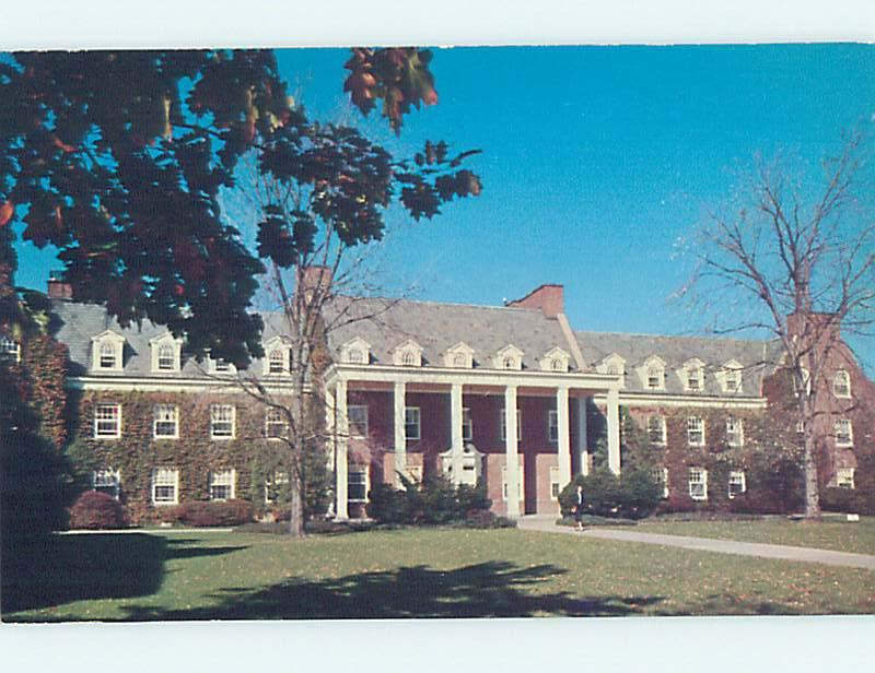Unused Pre-1980 WOMEN'S DORM AT STATE TEACHERS COLLEGE Albany New York NY L8547