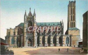 Modern Postcard Queen Victoria and Prince Albert Victoria and Albert Museum
