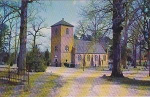 Virginia Smithfield Old Brick Church St Luke's