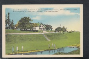 Canada Postcard - Green Gables Golf Course, Prince Edward Island   T9200