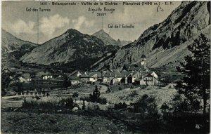 CPA Brianconnais - Vallée de la Clairée - Planpinet (454086)