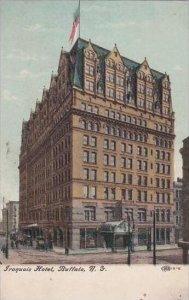 New York Buffalo Troquois Hotel