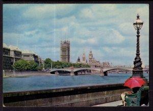 Lambeth Bridge,London,England,UK BIN