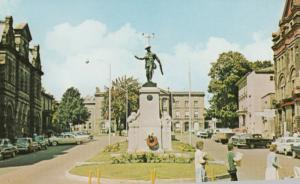 BROCKVILLE , Ontario , Canada , 1950-60s ; Sir Issac Brock Monument