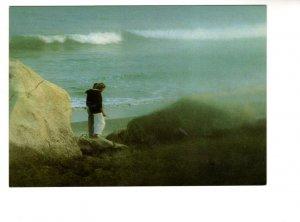 Large 5 X 7 inch, White Point Beach Lodge, Resort, Nova Scotia, Mist and Magic