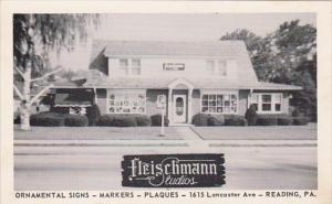 Pennsylvania Reading Fleischmann Studios