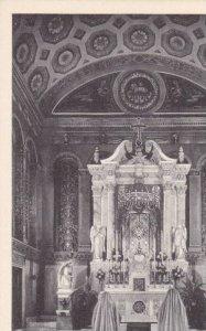 Missouri St Louis Altar Of Exposition Mount Grace Chapel Of Perpetual Adoration