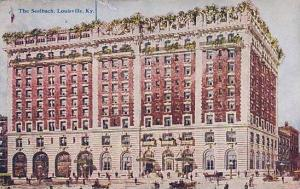The Seelbach, Louisville, Kentucky,PU-1909