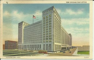 New Chicago Post Office