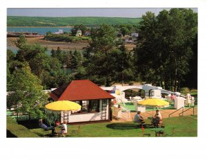 The Pines Resort Hotel, Digby, Nova Scotia, Pool