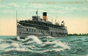 Steamship, R & O. Steamer, Rapids King
