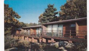 Exterior,  A Guest Lodge at Skyland,  Skyline Drive in Shenandoah National Pa...