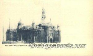 Vouvent des Francisuainen Missionnaires de Marie Quebec Canada Unused