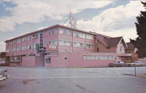 Willow Inn Hotel, Kelowna, British Columbia, Canada, 1940-1960s
