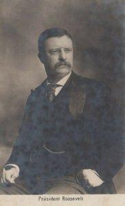 RP: WASHINGTON D.C., 1908 ; Political ; President Roosevelt