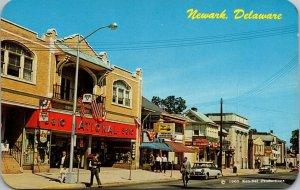 Postcard East Main Street Business Center in Newark, Delaware~3778