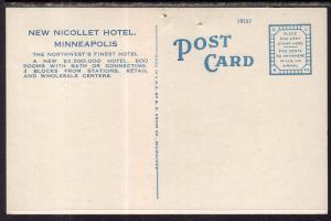The New Nicolet Hotel,Minneapolis,MN
