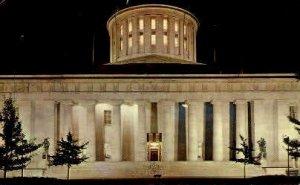 Ohio State Capitol - Columbus