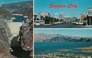 BOULDER CITY , Nevada , 50-60s ; Hoover Dam