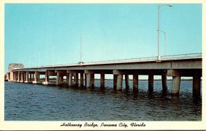 Florida Panama City Hathaway Bridge Over West St Andrews Bay