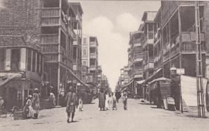 PORT SAID , Egypt , 00-10s ; Rue Hamid , Village Arabe