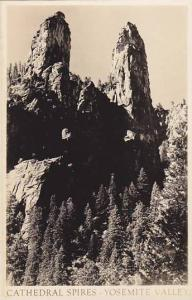 RP, Cathedral Spires, Yosemite Valley, California, 1930-1950s