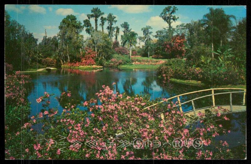 Famous Cypress Gardens