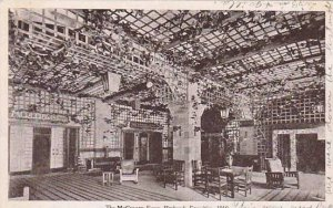 Pennsylvania Pittsbourgh The Mccreery Foyer Pittsborgh Exposition 1910