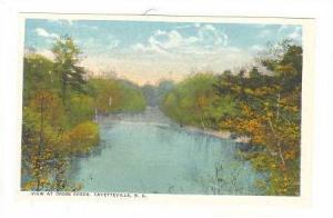 View At Cross Creek, Fayetteville, North Carolina, 1910-1920s