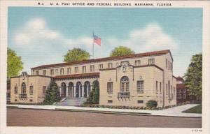 Florida Marianna Post Office