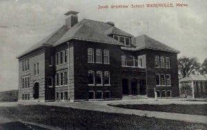 South Grammar School in Waterville, Maine