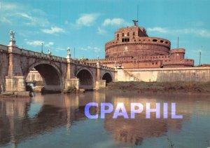 Postcard Modern ROMA Castel S. Angelo