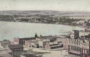 BARRIE , Ontario , Canada , 1909 ; Bird's Eye View