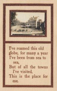 RP: MANCHESTER , Vermont , 1911