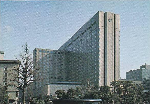 Imperial Hotel, Tokyo, Japan, 50-70s