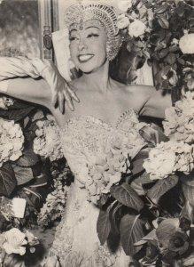 RP: Josephine Baker , 1940-50s  #6
