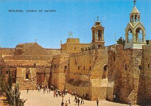 Bethlehem Church of Nativity  Church of Nativity
