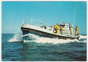 RNLI Solent Class Lifeboat RNLB Jack Shayler & The Lees PPC By Dixon, Unposted