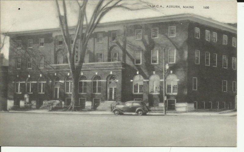 Y.M.C.A., Auburn, Maine
