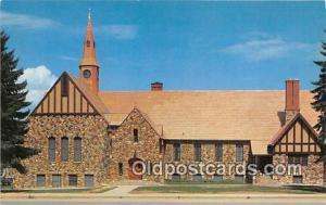 Churches Vintage Postcard Cedar City, Utah, USA Vintage Postcard LDS Chapel