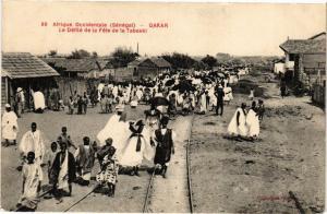 CPA Senegal-Dakar-Le Défilé de la Féte de la Tabaski (235326)