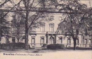 Belgium Brussells Palais du Prince Albert