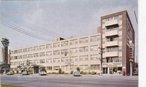 Exterior, Capri Hotel, Montreal, Quebec,  Canada,  40-60s